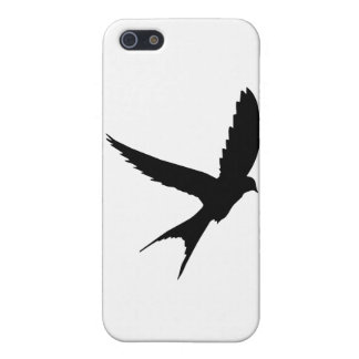 Swallow Silhouette iPhone SE/5/5s Case