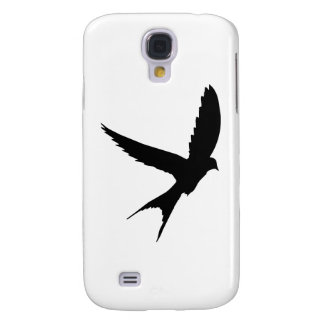 Swallow Silhouette Samsung Galaxy S4 Cover