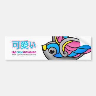 swallow sticker bumper sticker