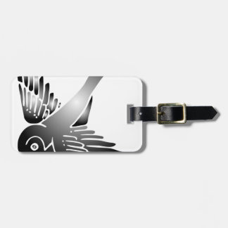 swallow swallow bird wings lark buzzers holiday luggage tag