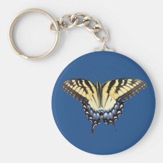 Swallow Tail Butterfly Keychain