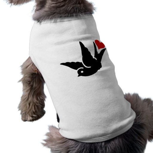 Swallow Tail Doggie Shirt