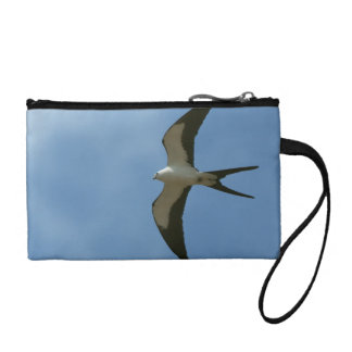 Swallow-tailed Kite Change Purse