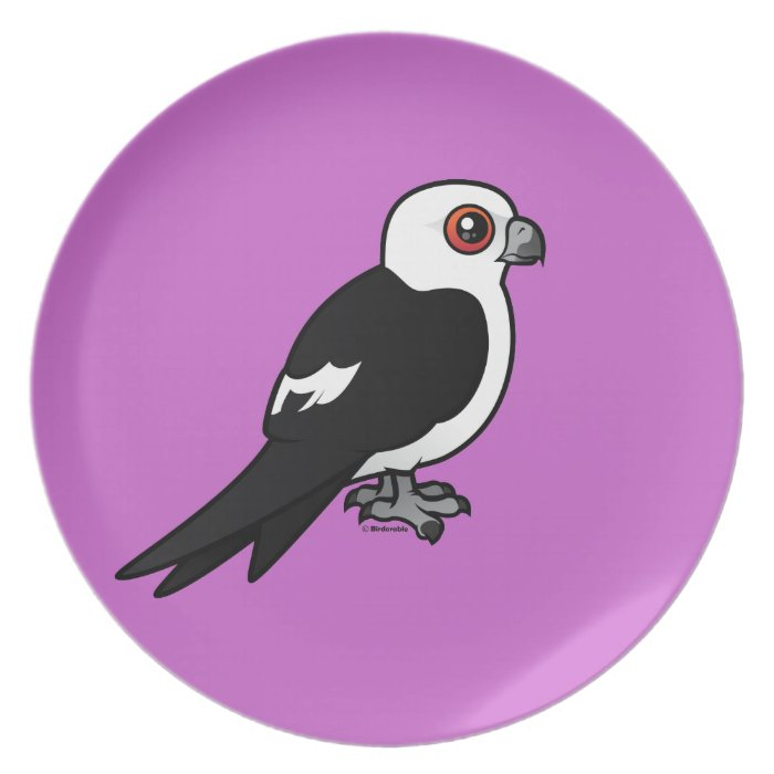 Swallow-tailed Kite Dinner Plate