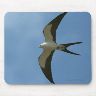 Swallow-tailed Kite Mouse Pad