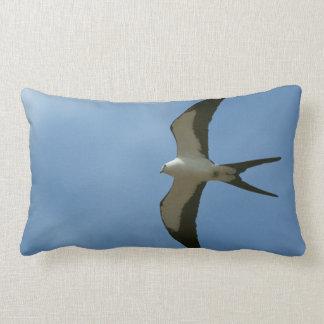 Swallow-tailed Kite Pillow