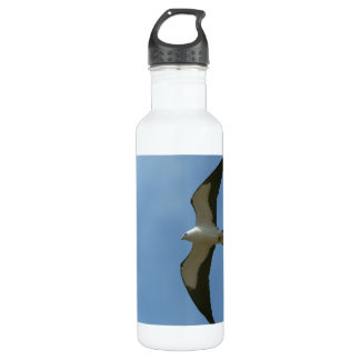 Swallow-tailed Kite Stainless Steel Water Bottle