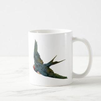 Swallow Taza Básica Blanca