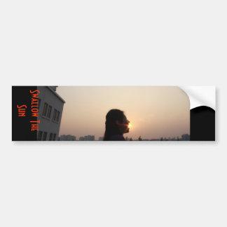 Swallow The Sun Bumper Sticker