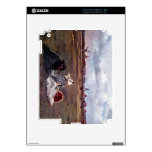 Swallows by Edouard Manet Skins For iPad 2