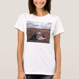 Swallows by Edouard Manet T-Shirt
