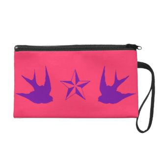 Swallows & Stars Bagettes Bag