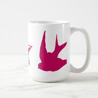 Swallows & Stars Mug