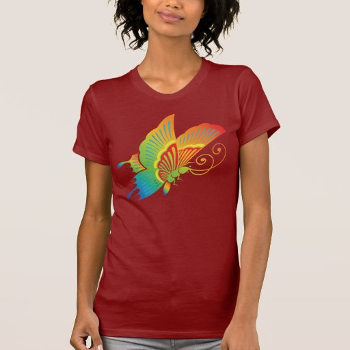 Swallowtail 1 shirt