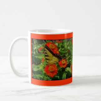 Swallowtail Art Classic White Coffee Mug
