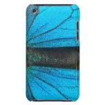 Swallowtail azul de la montaña (Papilio Ulises) iPod Case-Mate Coberturas