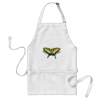 Swallowtail Butterfly Adult Apron