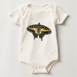 Swallowtail Butterfly - Baby Baby Bodysuit
