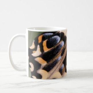 Swallowtail Butterfly Classic White Coffee Mug