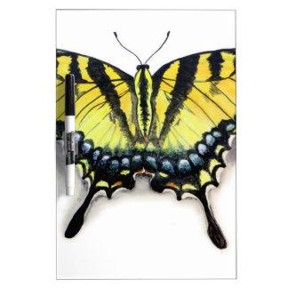 Swallowtail Butterfly Dry-Erase Board