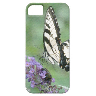 Swallowtail Butterfly Flower Floral Wildlife iPhone SE/5/5s Case