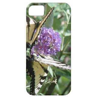 Swallowtail Butterfly Flowers Floral Wildlife iPhone SE/5/5s Case