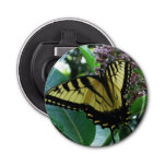 Swallowtail Butterfly I on Milkweed at Shenandoah Bottle Opener