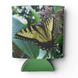 Swallowtail Butterfly I on Milkweed at Shenandoah Can Cooler