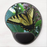 Swallowtail Butterfly I on Milkweed at Shenandoah Gel Mouse Pad