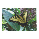 Swallowtail Butterfly I on Milkweed at Shenandoah Placemat
