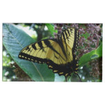Swallowtail Butterfly I on Milkweed at Shenandoah Table Number Holder