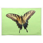 Swallowtail Butterfly III Beautiful Colorful Photo Cloth Placemat