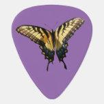 Swallowtail Butterfly III Beautiful Colorful Photo Guitar Pick