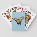 Swallowtail Butterfly III Beautiful Colorful Photo Playing Cards