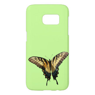 Swallowtail Butterfly III Beautiful Colorful Photo Samsung Galaxy S7 Case