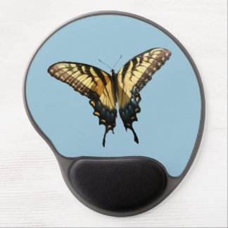 Swallowtail Butterfly III Beautiful Photography Gel Mouse Pad