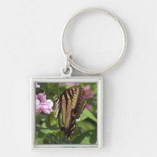 Swallowtail Butterfly keychain