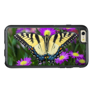 Swallowtail Butterfly on daisy OtterBox iPhone 6/6s Plus Case