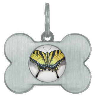 Swallowtail Butterfly Pet Tag