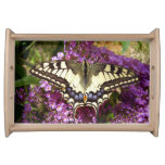 Swallowtail Butterfly Serving Tray