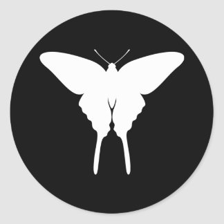 Swallowtail Butterfly Stickers