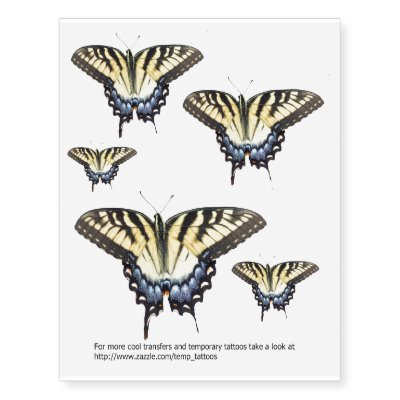 fc5861c91 Butterfly Tattoos 2- Butterflies; Digital | Zazzle.com