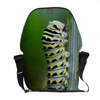 Swallowtail Caterpillar Courier Bag
