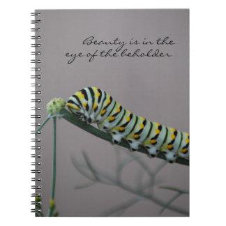 Swallowtail Caterpillar Notebook