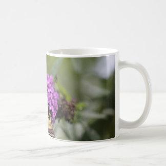 Swallowtail Classic White Coffee Mug