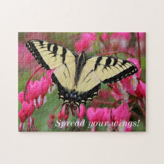 Swallowtail del este puzzle con fotos