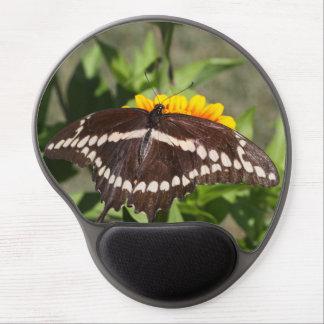 Swallowtail gigante alfombrilla de raton con gel