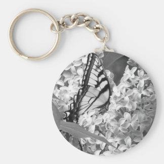 Swallowtail Keychain