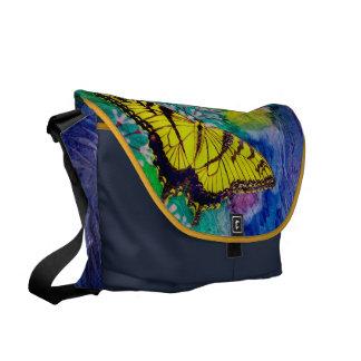 Swallowtail Large Messenger Bag
