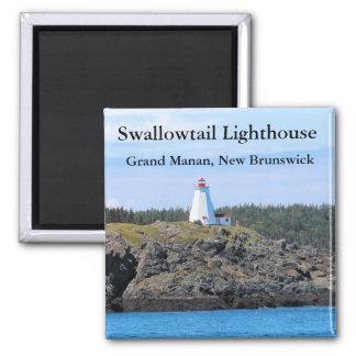 Swallowtail Lighthouse, Grand Manan, N.B. Magnet